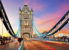 Highlights of Britain Experience + 2 Nights Central London Hotel Tour