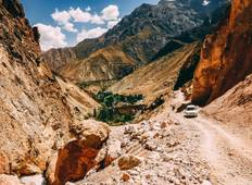 Best of Tajikistan Tour Tour