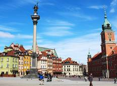 Pilgrimage to Poland  (Warsaw to Warsaw) (2018) Tour
