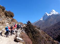 Everest Base Camp  & Ama Dablam Base Camp Trek Tour