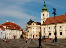 5 Days Transylvania Tour from Bucharest to Budapest Tour