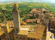 Spotlight on Tuscany  (Montecatini Terme to Montecatini Terme) Tour