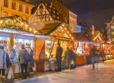 A Bountiful Christmas in Alsace and the Black Forest (port-to-port cruise) Tour