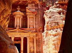 Petra and Wadi Rum 3 Days from Tel Aviv Tour