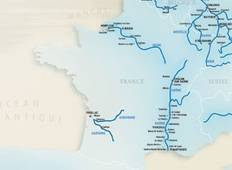 New Year in the Bordeaux region (port-to-port cruise) Tour
