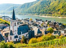 New Year on the Wild Rhine (port-to-port cruise) Tour