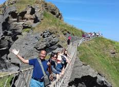 6 Day Wild West and North small group Tour of Ireland Tour