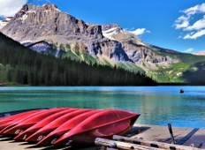 British Columbia & Rocky Mountains Spectacular Tour
