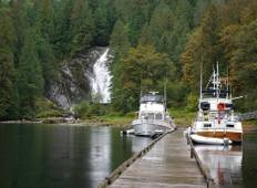 Coastal Fjords, Rapids and Waterfalls Tour