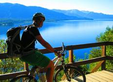 Mountain Bike: Bariloche to San Martin de Los Andes (7 lakes) Tour