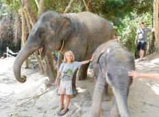 Thailand – Elephants and Islands Expedition Tour