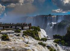 Iguazú Falls FULL EXPERIENCE - 3 nights Tour