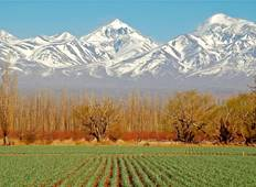 Mendoza full experience! Mountains, Wine Region and Adventure sports- 3 nights Tour