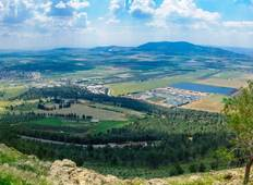Galilee & Golan Tour, 4 Days Tour