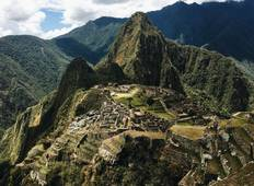 Inca Jungle Trail to Machu Picchu - 4D/3N Return by Train Tour