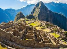 Peru Highlights and Galapagos Cruising (from Guayaquil to Santiago) Tour