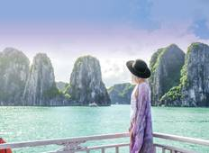 Vietnam & Halong Bay Adventure  Tour
