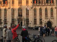 Cycle Amsterdam to Bruges Tour