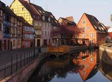 Alsace Wine Route Cycle Tour