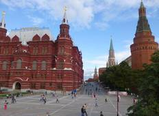 Russia: Moscow and Beyond Guided Cycle Tour