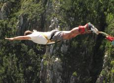 3 Day Big 5 & Bungy Tour (Return) Tour