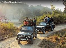 Golden Triangle Tour with Ranthambore (Wildlife) and Spiritual Varanasi Tour