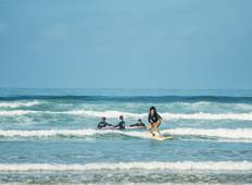 7 Days SANTA TERESA Surf Camps Lessons by Selina Surf Club Tour