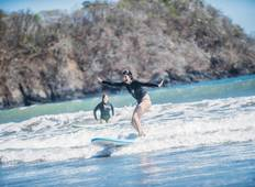 11 Days VENAO Surf Camps Lessons by Selina Surf Club Tour