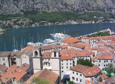 South Montenegro and Kotor Bay in Style (easy) Tour