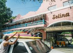 10 Days SANTA TERESA Surf Camps Guiding by Selina Surf Club Tour