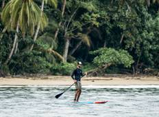 Surf Guiding & Cowork Package 5 Days in Puerto Viejo Tour