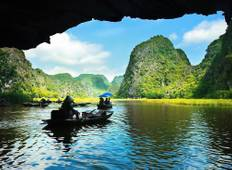 North Vietnam Coastal Cruising: Hanoi to Danang Tour