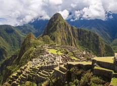 The Adventurer (Until Jan 2020)(Without Inca Trail Trek,Start Lima, End Rio De Janeiro) Tour