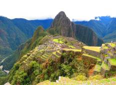 The Latin Quest(Without Inca Trail Trek,Start Quito, End Rio De Janeiro) Tour