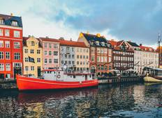 Scandinavia (End Helsinki, Start Copenhagen, 12 Days) Tour
