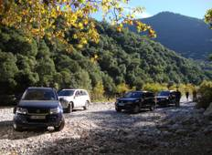 Hellenic Alps Jeep Safari Tour