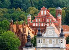 Baltics and Poland City Life and Nature in 13 Days (Guaranteed Departure) Tour