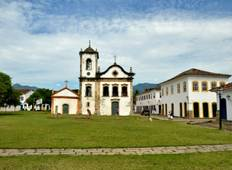 Authentic Brazil Group Adventure 10D/9N Tour
