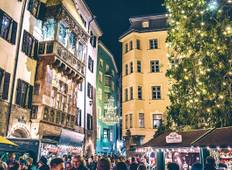 Alpine Christmas Markets (Winter 2018-2019, 9 Days) Tour