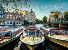 Highlights of Europe start Amsterdam Return Eurostar (Summer 2019, 15 Days) Tour