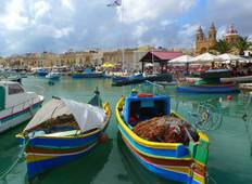 Sicily In Depth - With 4 Days Malta Option , Summer 2020 (11 Days) Tour