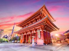 Must-See Destinationen Japans Rundreise