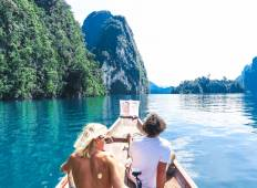 Thai Islands Moon Party Tour