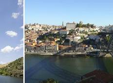 Porto, the Douro Valley and Salamanca (10 destinations) Tour