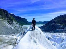 Alaska Glacier Trekking Base Camp Tour