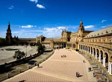 Special Package: Andalusia with Costa del Sol and Toledo 8-Day Tour from Madrid Tour