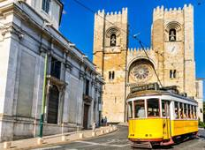 Portugal and Andalusia from Barcelona Tour