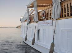 Egypt Dahabiya Nile River Cruise - Limited Edition Tour