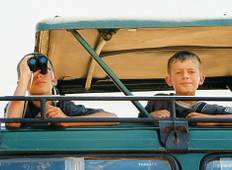 Family Serengeti, Safari and Zanzibar Tour