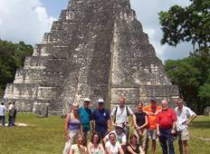 Ancient Lands of the Maya (Santo Tomas) Tour